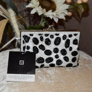 Vintage Valerie Stevens Evening Bag NWT